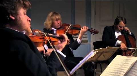 David Oistrakh Quartet plays Beethoven string quartet No. 4 ,Op 18 ,1 mvt