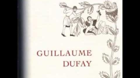 Dufay Missa Se La Face Ay Pale - Kyrie & Gloria The Hilliard Ensemble-0