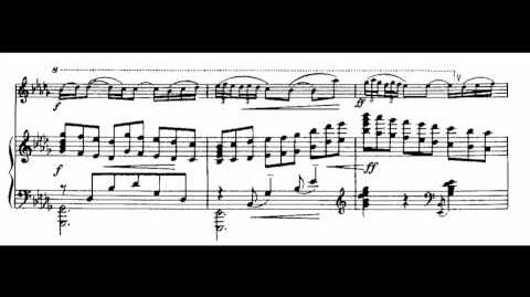 Claude Debussy - Prélude à l'après-midi d'un faune, for flute and piano