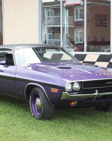 Dodge Challenger | Muscle Car Wiki | Fandom