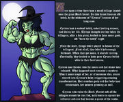 Cyrana the witch by Ritualist