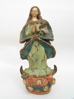 Nossa Senhora da Conceição 32cmx15cm 459.BR.258