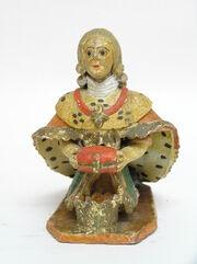 Figura de Presepio - Rei Mago 14x10cm 304.BR.103
