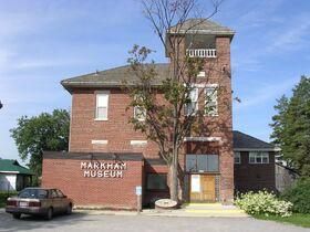 Mount Joy Main Building