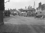 1880 - Amersham Fair opposite Whielden Street (9075)