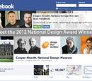 Smithsonian Cooper-Hewitt National Design Museum: Social Media