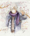 Mushishi Ginko by jinguj.jpg