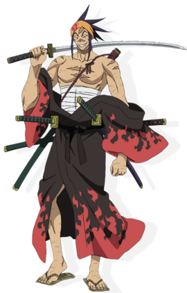 Shungiku Koikawa anime