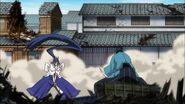 Genjuurou and Kanae power's