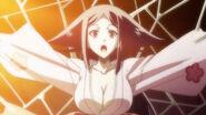 Haru saw Jinbei coming to save her