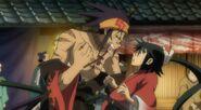 Shungiku with Jinbei