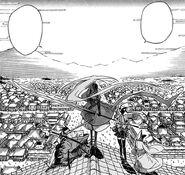 Mushibugyo watching over Edo