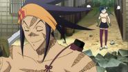Hibachi mad at Shungiku