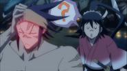 Shungiku told Jinbei what happen