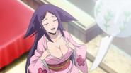 Haru cooling off