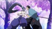 Genjuurou and Kanae year long duel