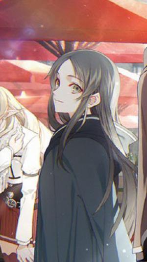 Nanahoshi Shizuka Main