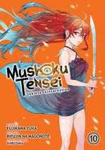 Manga Volume 10 EN