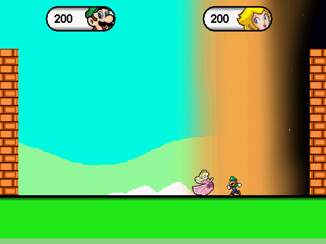 File:Peach And Luigi.png