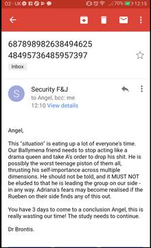 Intercept Email 3 Aug