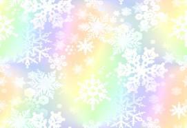 File:Rainbow Snowflakes.jpg