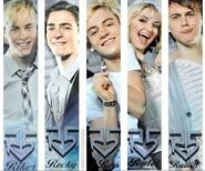 R5 side to side