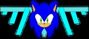 Sonic Strikers logo