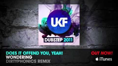 UKF Dubstep 2011 (Album Megamix)