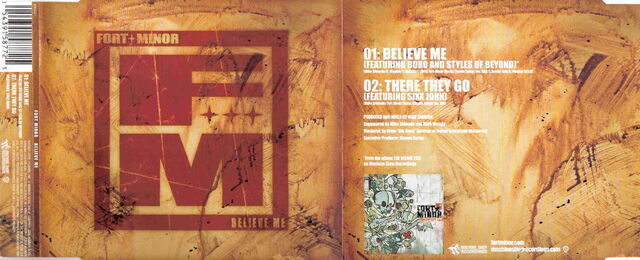 File:Fort Minor - Believe Me Pt 1 Cover Front and Inside.jpg