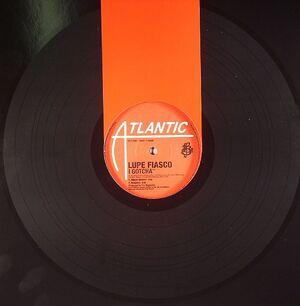 Lupe Fiasco - I Gotcha Vinyl B