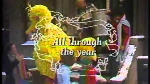 Classic Sesame Street - Keep Christmas With You