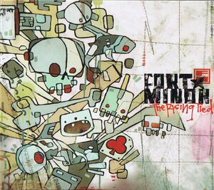 Scan - Fort Minor - The Rising Tied - Front Cover