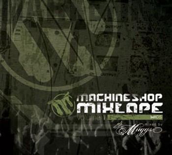 File:Machine Shop Mixtape - Volume 1 (Front Cover).jpg