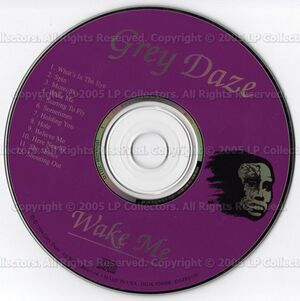 Grey Daze - Wake Me (Disc)