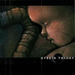 Linkin Park - Hybrid Theory EP Front Cover