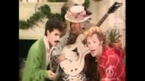 "Hall & Oates - ""Jingle Bell Rock"""