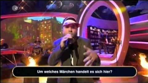 ZDF Märchenshow mit Otto Normal