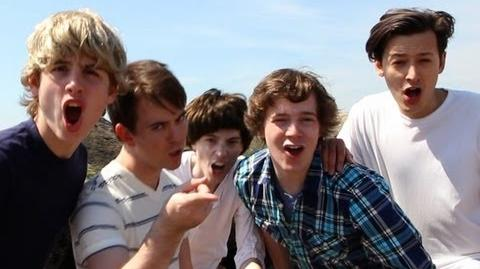 What Makes You Beautiful - One Direction Parody! Key of Awesome 57