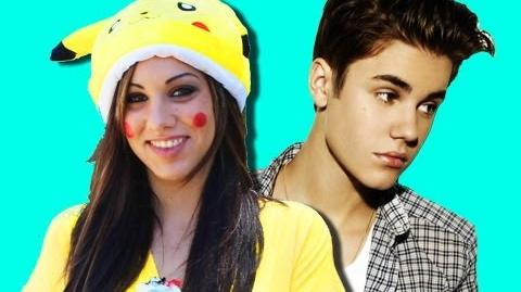Justin Bieber - Boyfriend (Pokemon Parody)