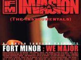 Fort Minor: We Major (Instrumentals)