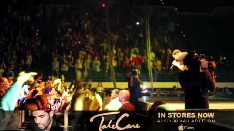 DRAKE PERFORMS HEADLINES ON CLUB PARADISE TOUR IN CLEVELAND, OHIO