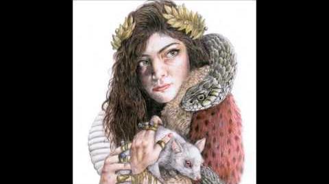 Lorde - Biting Down