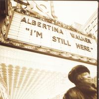 Albertina Walker I'm Still Here