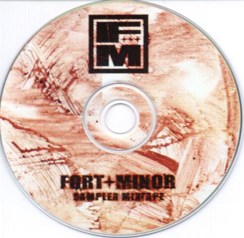 File:FortMinor-SamplerMixtape-CD.JPG