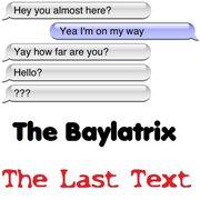 Thelasttextthebaylatrix