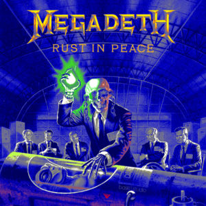 Rust In Peace Cover