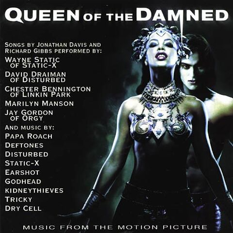File:Soundtrack - Queen Of The Damned (Original Soundtrack) - Front Cover.jpg