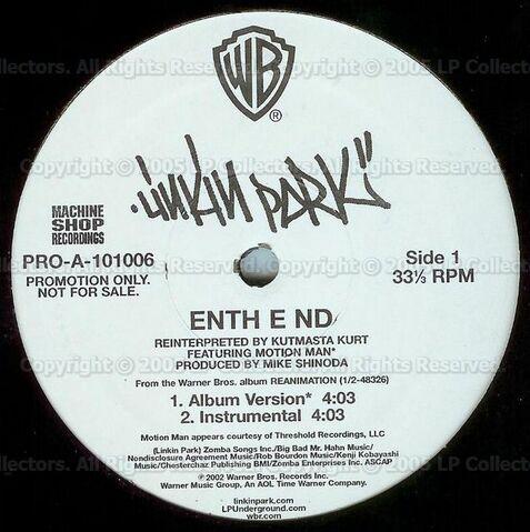 File:Linkin Park - Enth E Nd-Frgt-10 Vinyl (Side 1).jpg