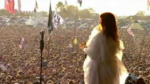 HD Florence The Machine - Dog Days Are Over (GF 2010)