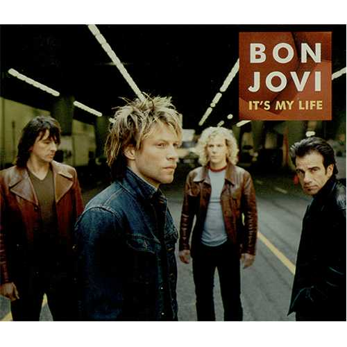 It 39 S My Life Bon Jovi Music Hub Fandom Powered By Wikia